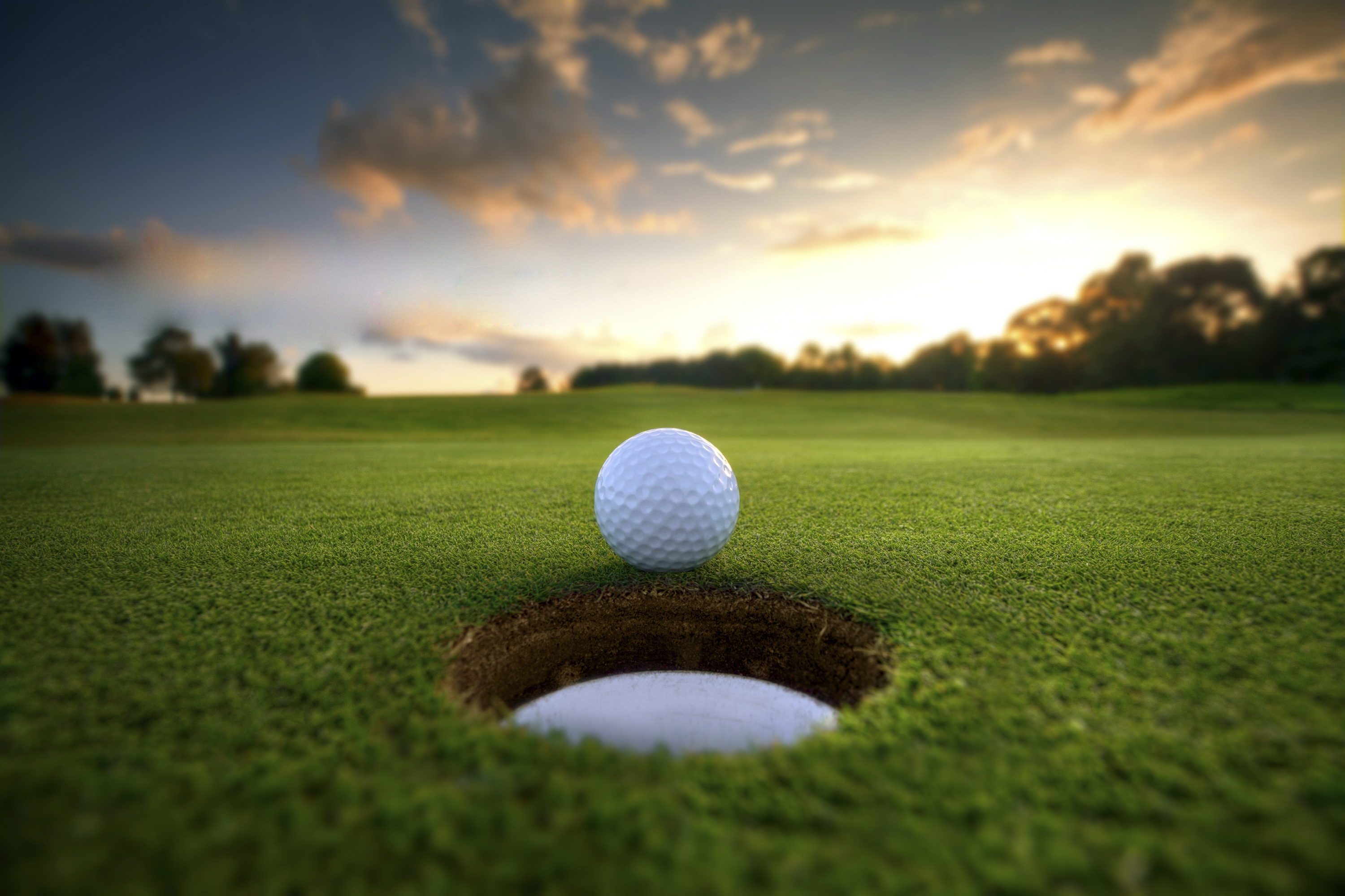 Firm commits to develop young golfers' skills