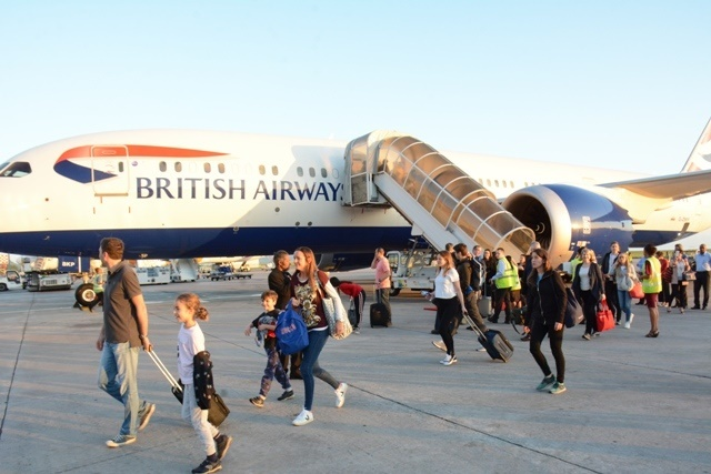 14 years later, British Airways lands in Seychelles again